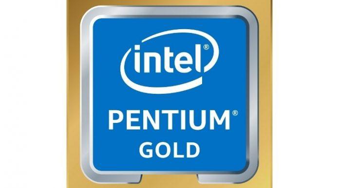 Intel Pentium Gold 6405U processor listed on ARK database