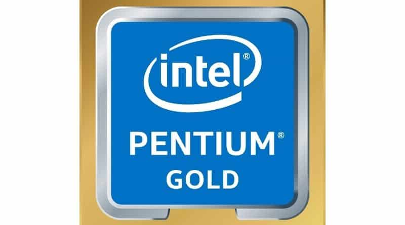 Intel Pentium Gold 6405U processor listed on ARK database