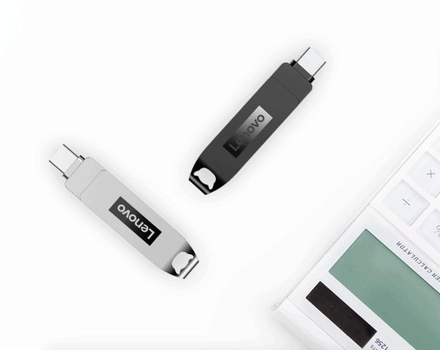 Lenovo unveils X3C Pro Dual USB-C & USB 3.1 Flash Drive