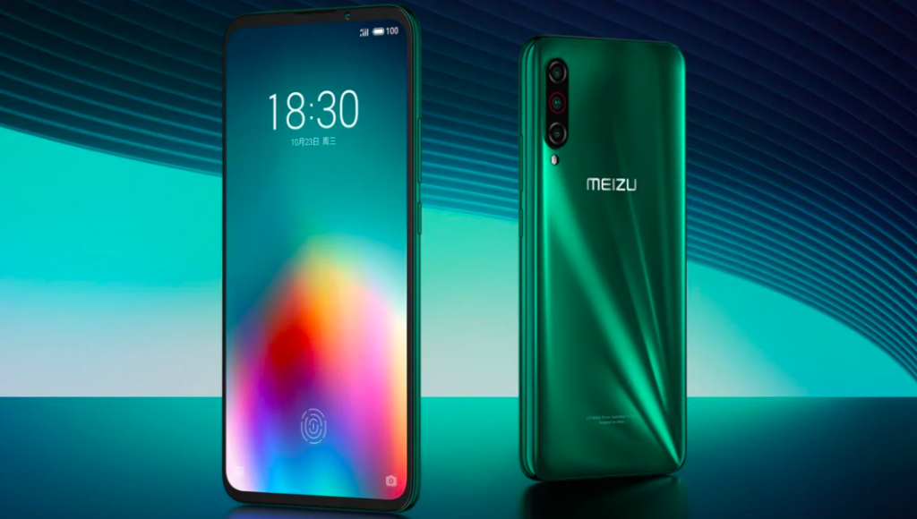 Meizu 16T unveiled with Snapdragon 855 SoC and 4500mAh battery for 1,999 Yuan