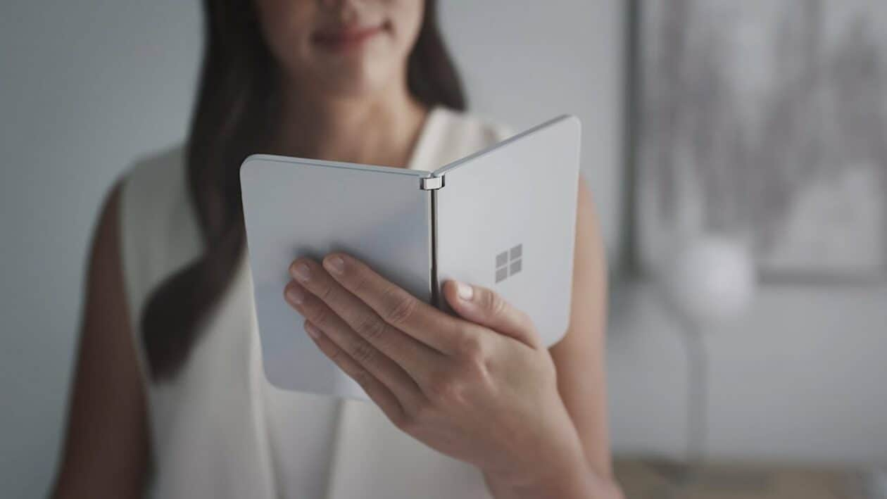 Microsoft unveils dual-screen Surface Duo powered by Android OS