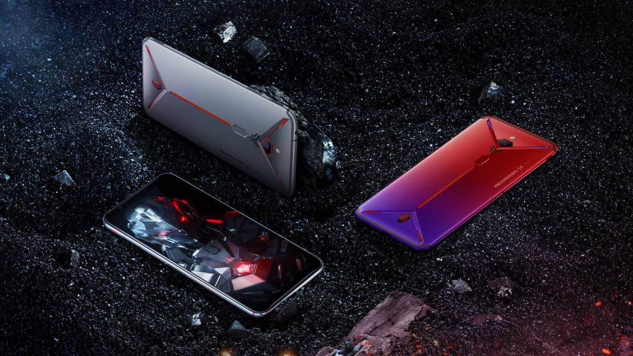 Nubia Red Magic 3S arrives in India for Rs. 35,999 with 90Hz screen, SD855+