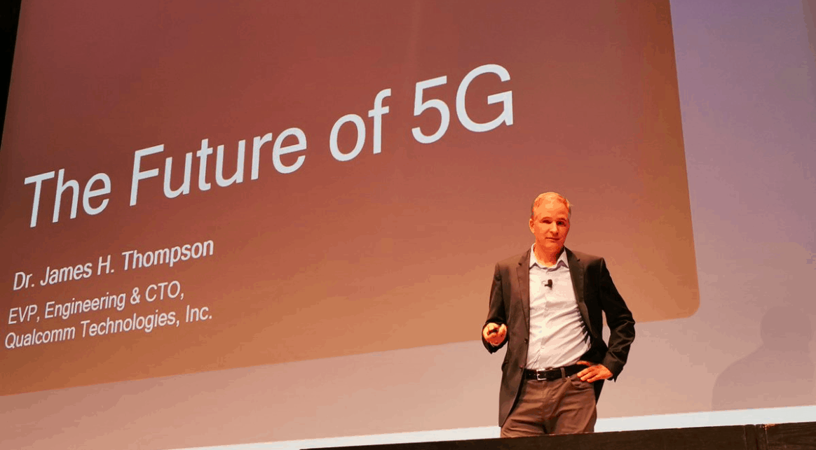 Qualcomm CTO has faith in 5G and Artificial intelligence combo
