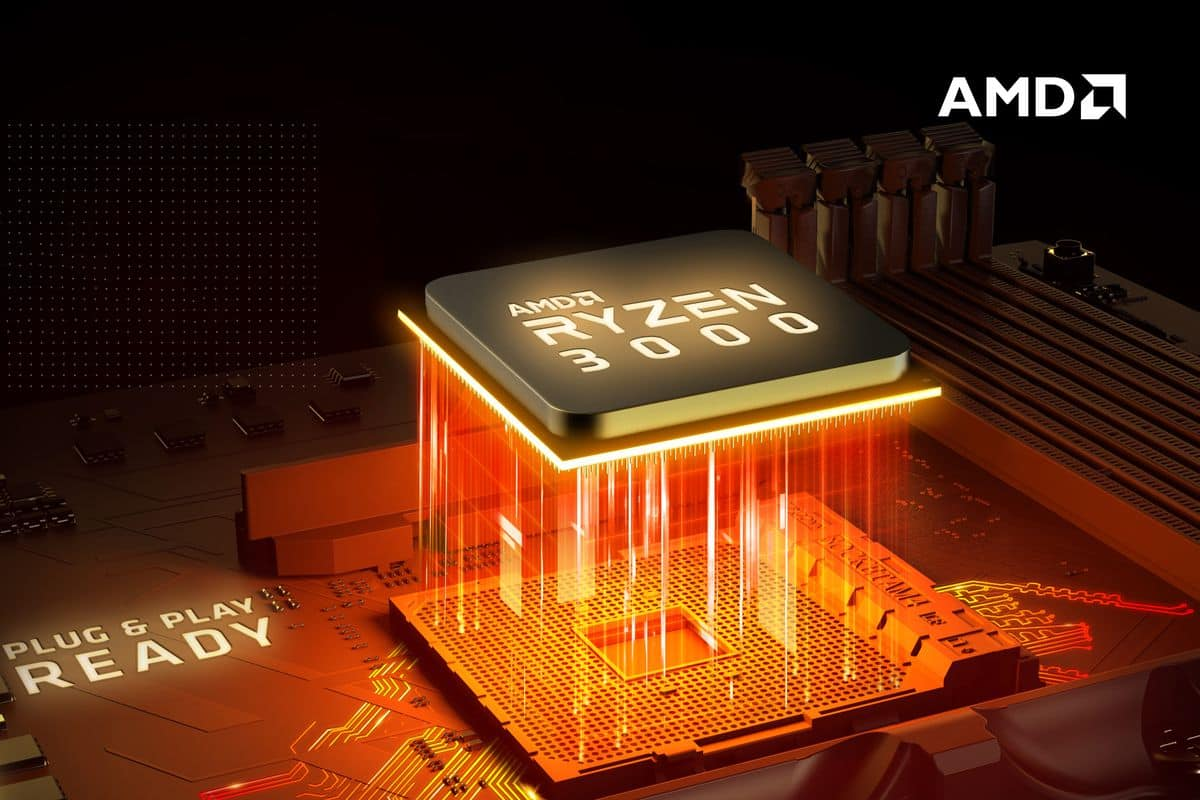 Ryzen Pro 3000 processor series launched by AMD