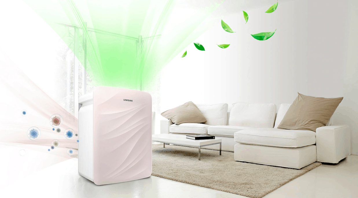 Samsung Air Purifiers AX3000
