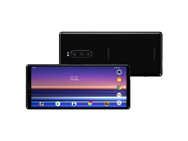 Sony Xperia 1 Professional Edition surfaces online