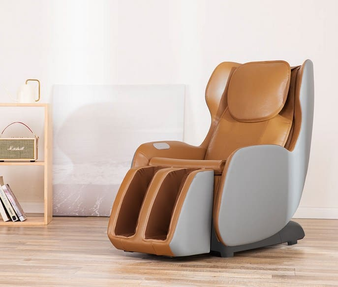 Xiaomi Momo massage chair at a crowd funding price of 2799 Yuan