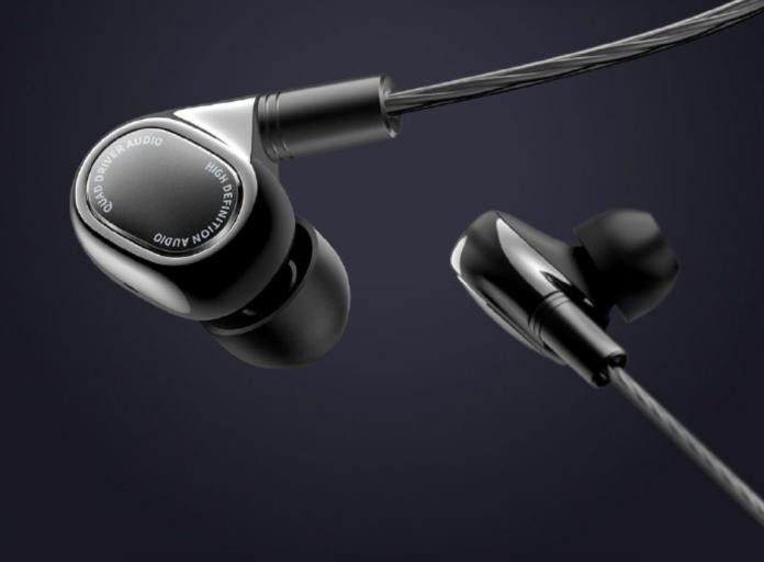 Xiaomi circle iron four unit earphones launched for 699 Yuan