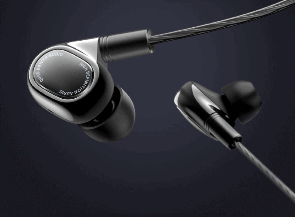 Xiaomi circle iron four unit earphones launched for 699 Yuan