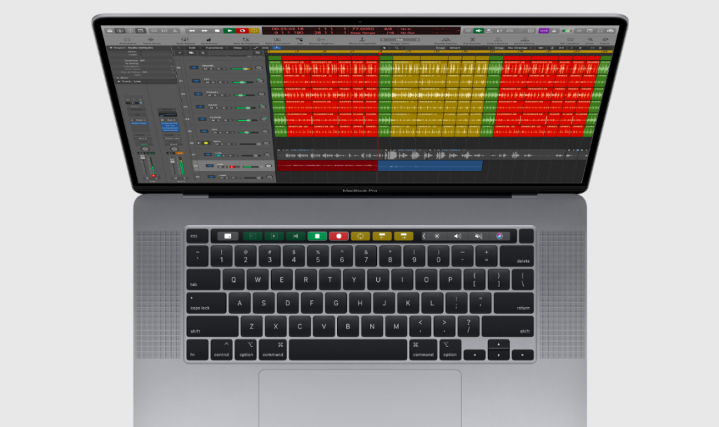 Apple launches 16-inch MacBook Pro with IPS LED backlit display