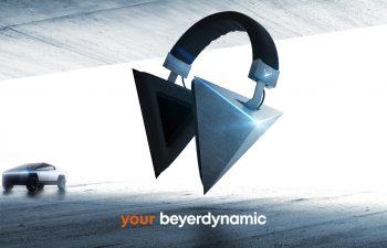 Beyerdynamic announces Cyberpunk Headphones inspired by Tesla Cybertruck