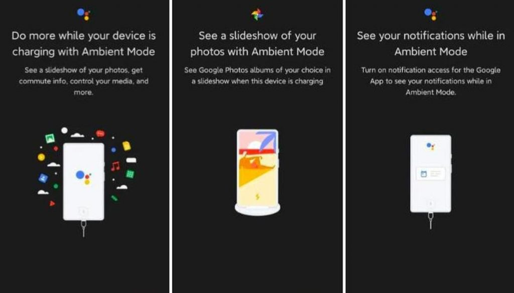 Google Assistant Ambient Mode rolls out for more handsets