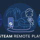 Steam lets host gamer to invite to join PC multiplayer games remotely cross platform