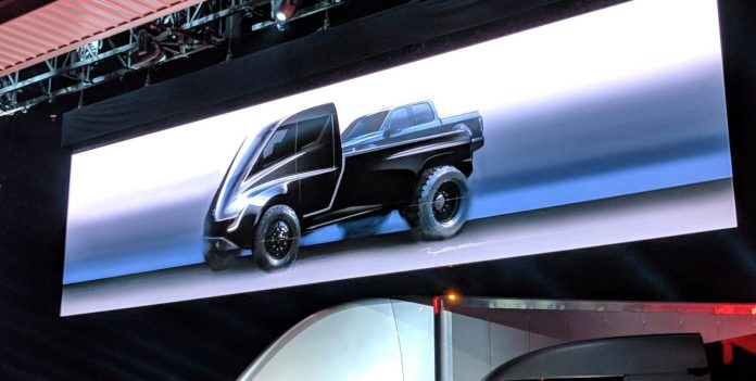 Tesla will launch 'Cybertruck' electric pickup on 21st November