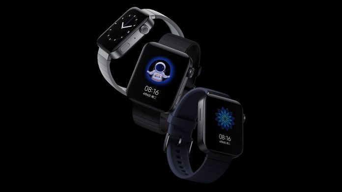 Xiaomi Mi Watch unveiled with WearOS, starts at 1,299 Yuan (roughly $185)