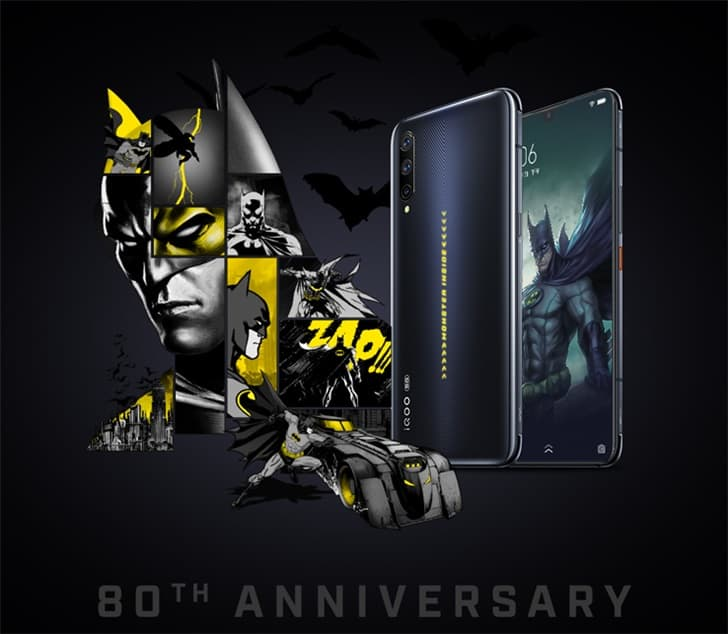 iQOO Pro 5G Batman Limited Edition to go on sale on November 5