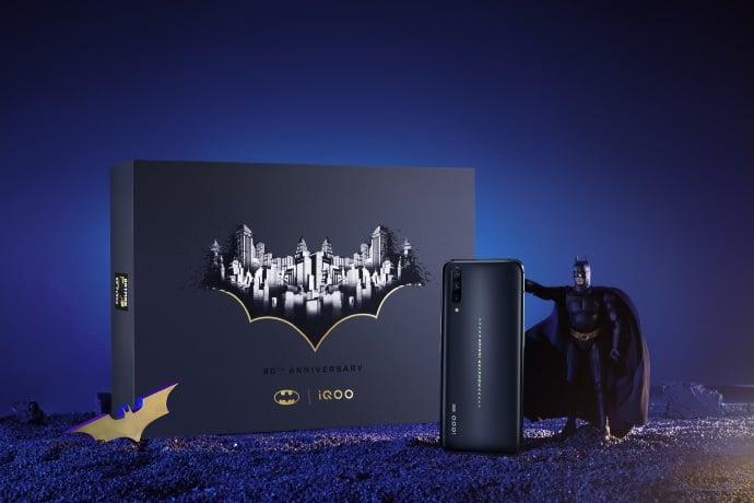 iQOO Pro 5G Batman Limited Edition to go on sale on November 5