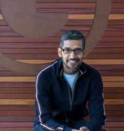 Alphabet's New CEO Sundar Pichai To Get Paid $242 Million