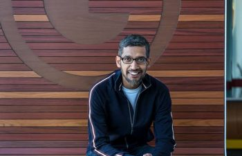 Alphabet's New CEO Sundar Pichai To Get Paid $242 Million