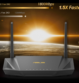 Asus launches new Wi-Fi 6 router RT-AX56U