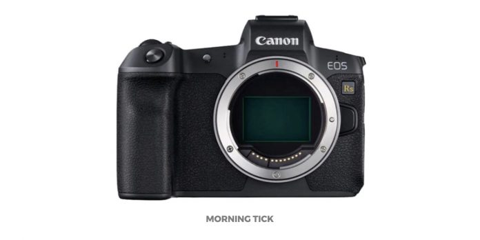Canon EOS Rs expected to launch in the second quarter of 2020