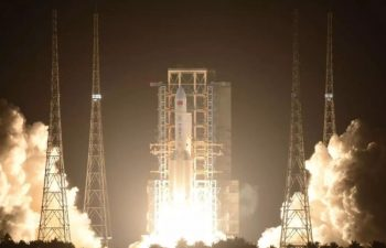 China launches Powerful Rocket in Boost for Mars Mission 2020