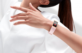 HUAWEI Band 4 Pro launched with NFC support & built-in GPS
