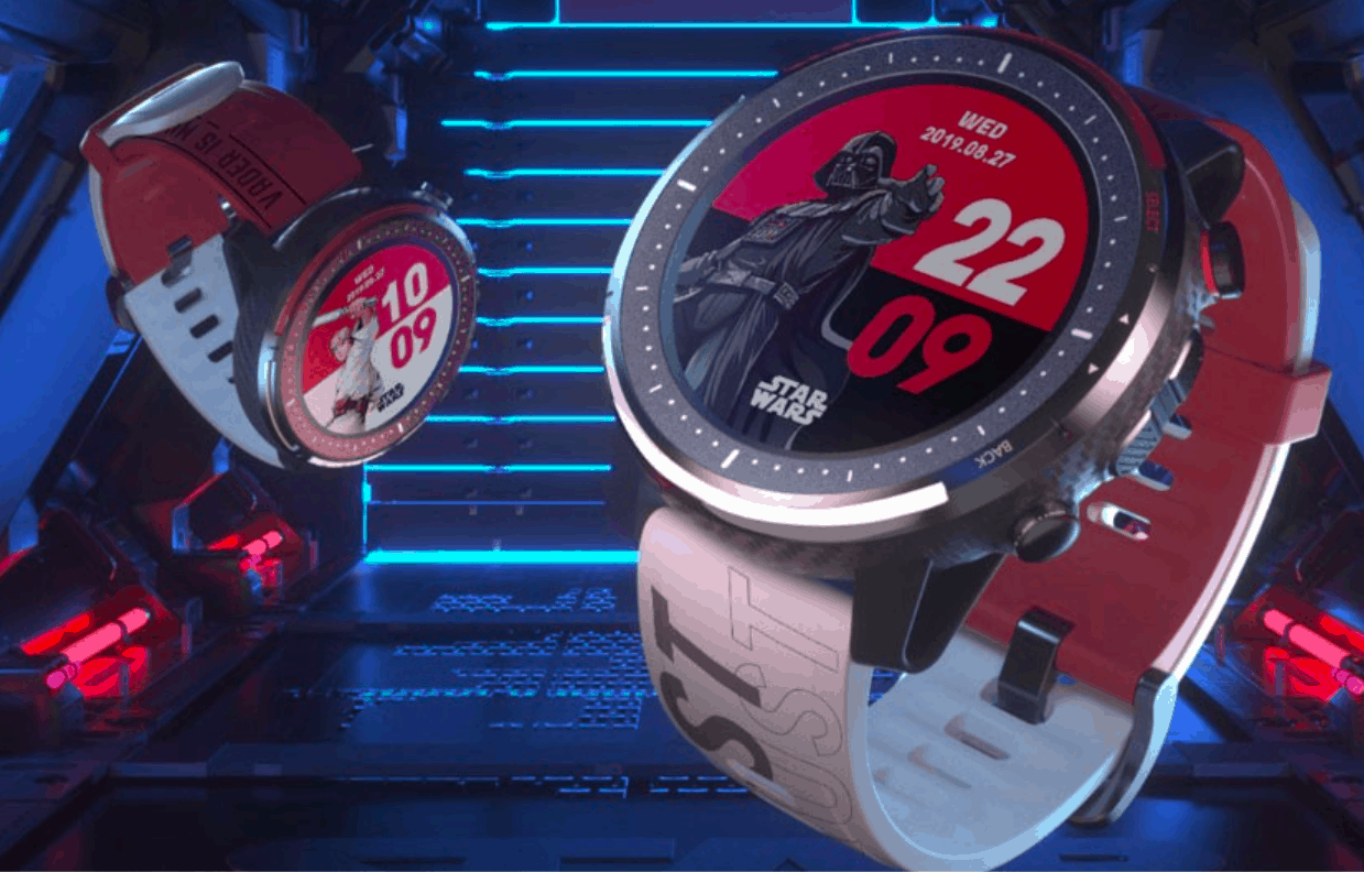 Huami Amazfit Smart Sports Watch 3 Star Wars Limited Edition arriving soon