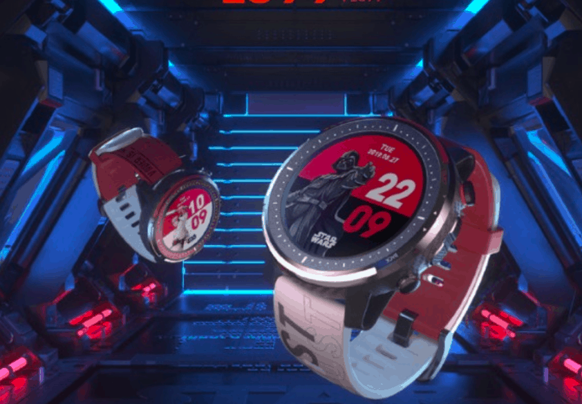 Huami Amazfit Smart Sports Watch 3 Star Wars Limited Edition arriving soon!