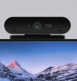 Logitech launches 4K Ultra HD webcam for Apple Pro Display XDR