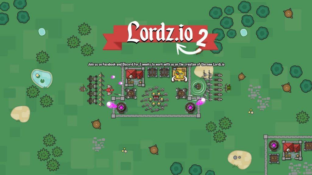 Lordz2.io - Agar.io Alternatives