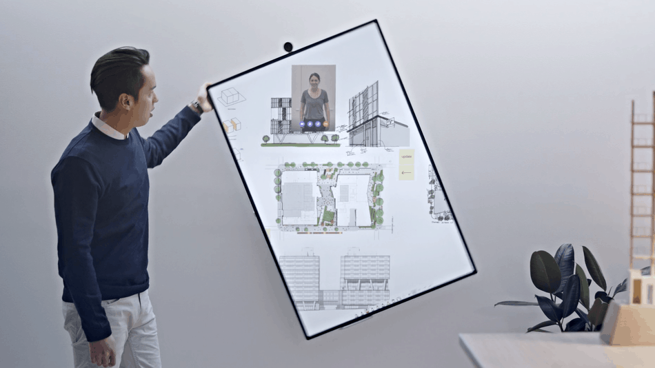 Microsoft Surface Hub 2X might come with Windows 10X