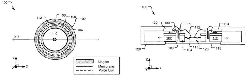 Microsoft patents a high-efficiency portable Speaker