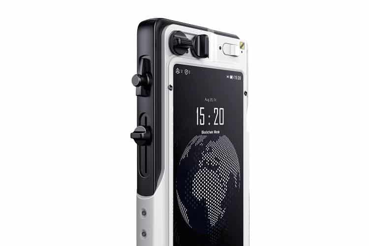 Pundi X unveils 'BOB', World's first Blockchain Smartphone
