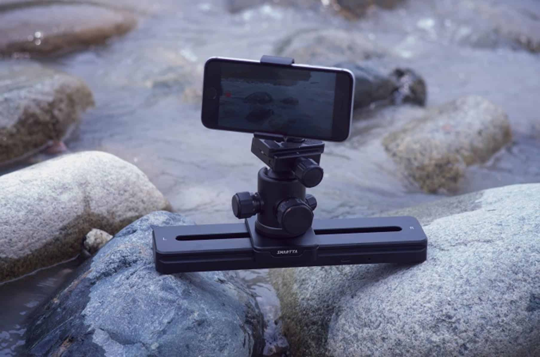 Smartta SliderMini- Ultra smooth portable camera slider by Smartta