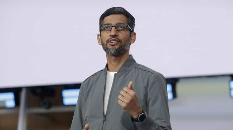 Taking control of Alphabet increases the pay package of CEO Sundar Pichai to $242 million