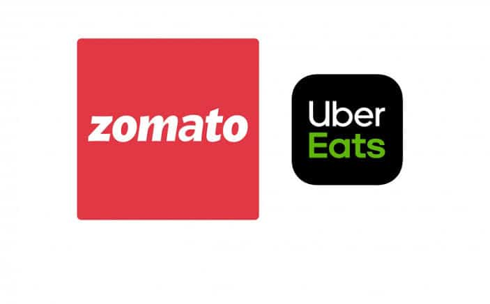 Uber to sell Uber Eats Business in India to Zomato