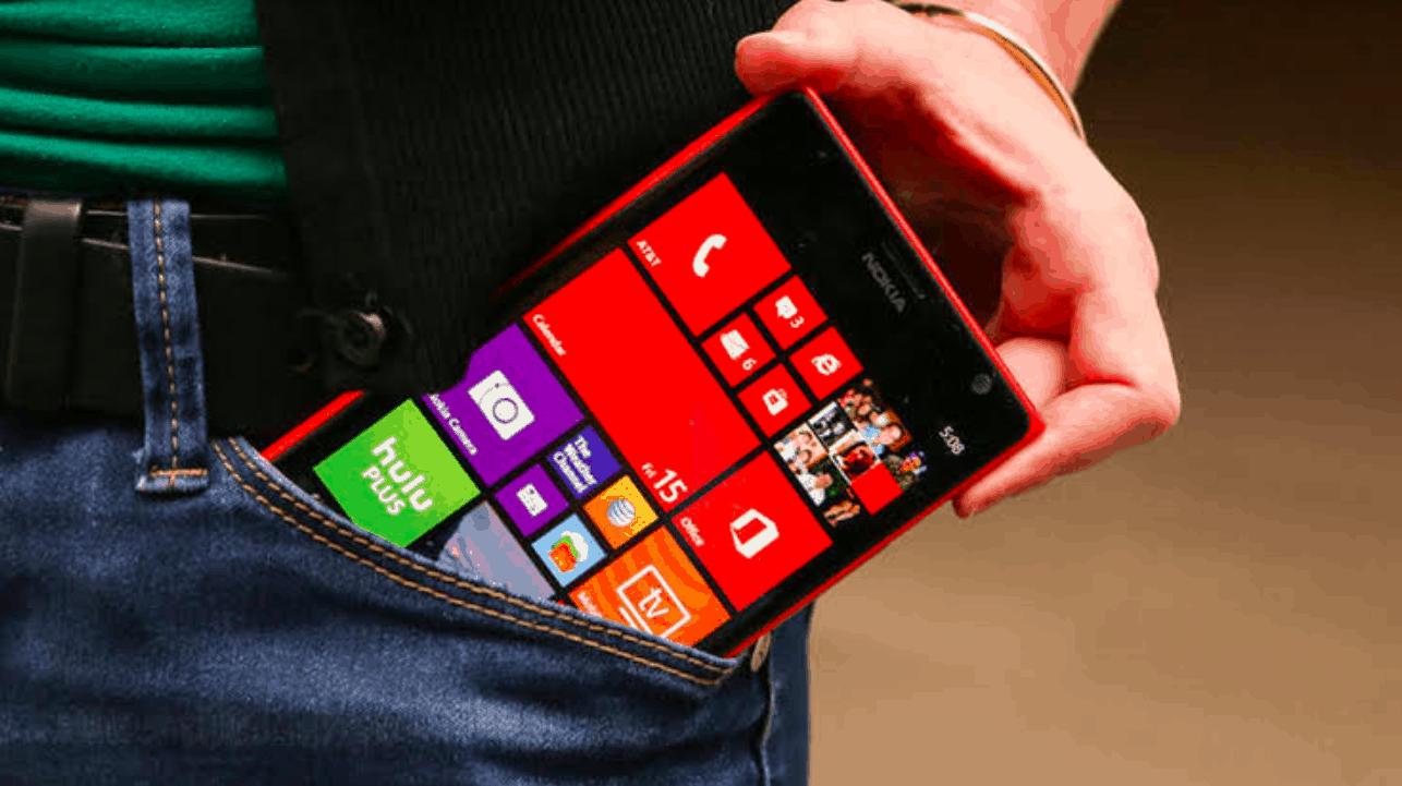 Dating app Windows Phone 8