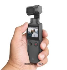 Xiaomi launched Fimi Palm, a 3-Axis 4K HD Handheld Gimbal Camera