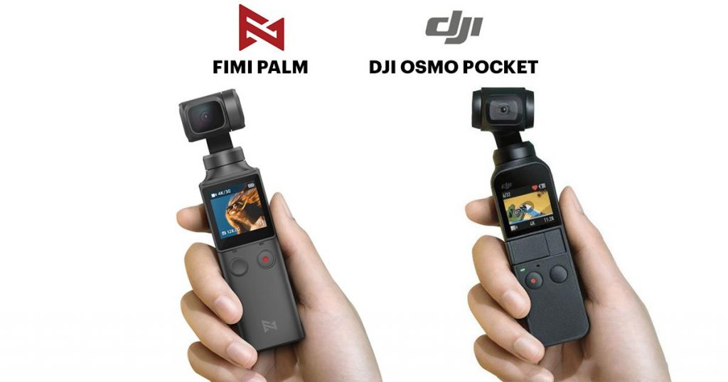 Xiaomi launched Fimi Palm, a fair competition to DJI Osmo Pocket