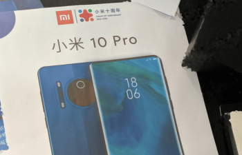 Alleged Xiaomi Mi 10 Pro design leaked with launch date