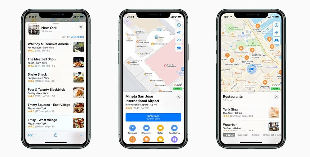 New Apple Maps Arrives on iOS in the United States