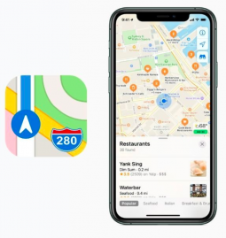 Apple launches redesigned Apple Maps in the US