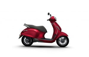Bajaj Chetak Electric Scooter launched, starts from Rs 1 Lakh