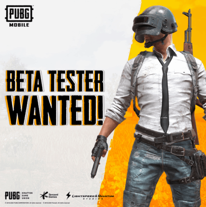 Gamers can now test PUBG Mobile beta updates before official update roll on