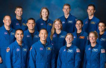 NASA hosts the first Astronaut graduation ceremony