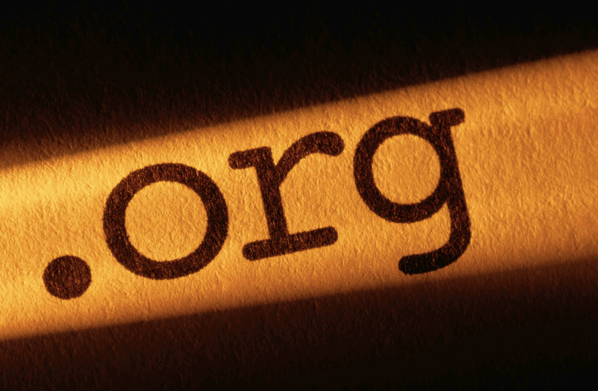 New Nonprofit Cooperative tries to stop .org domain sale