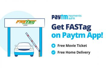 Paytm becomes the largest issuer of FASTag in India