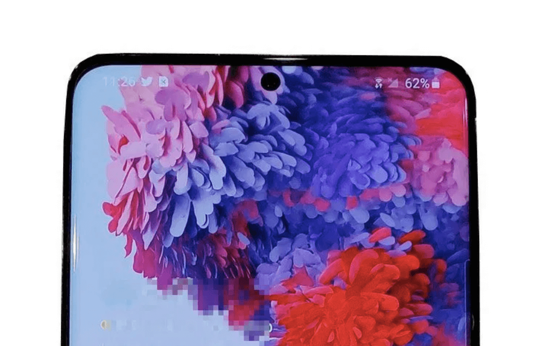 Samsung Galaxy S20+ live image leaks, no Bixby Button