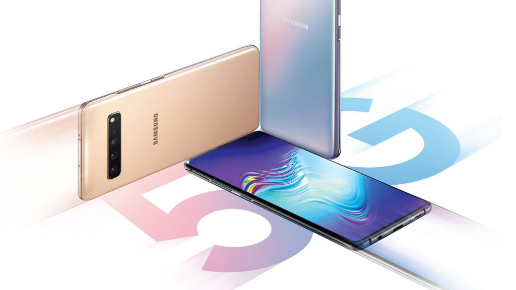 Samsung sold 6.7 million 5G phones in 2019, exceeding expectations